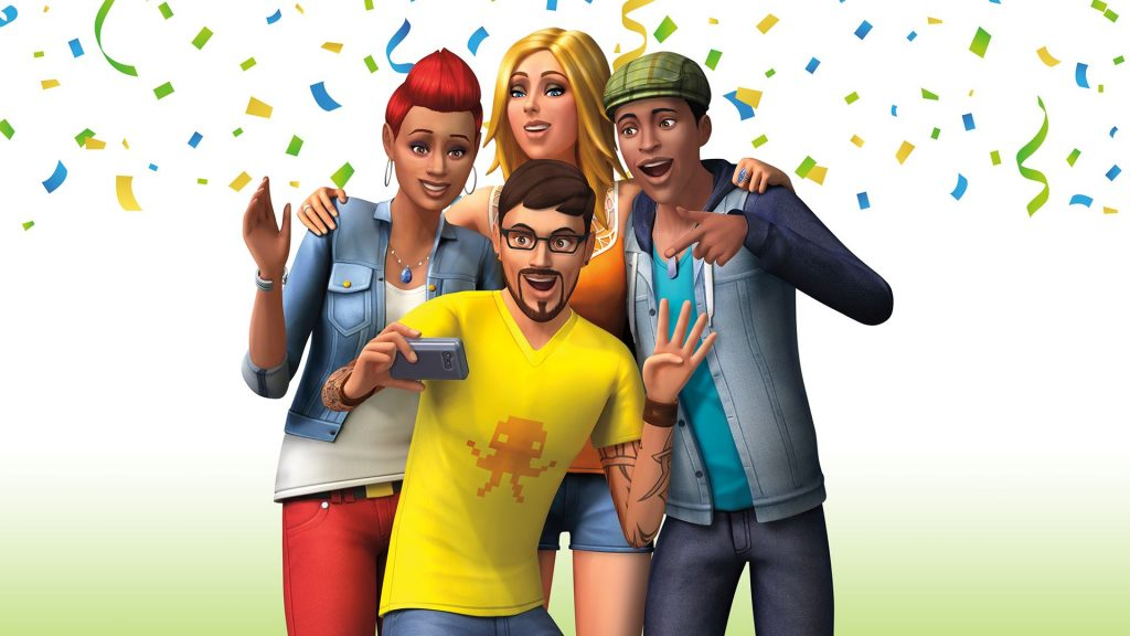 sims 4 descarga