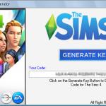 sims 4 key generator