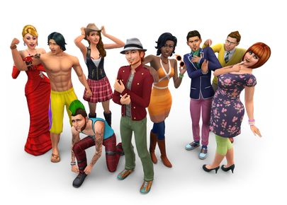 sims 4 deluxe