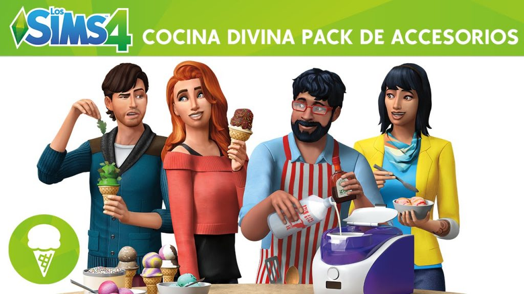 sims 4 cocina divina