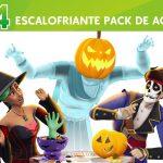 Los Sims 4 Escalofriante pack