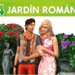 Los Sims 4 Jardín Romántico