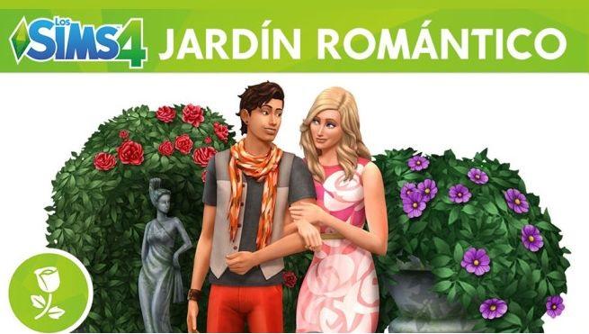 Los sims 4 jard n rom ntico descargar sims 4 for Jardin romantico