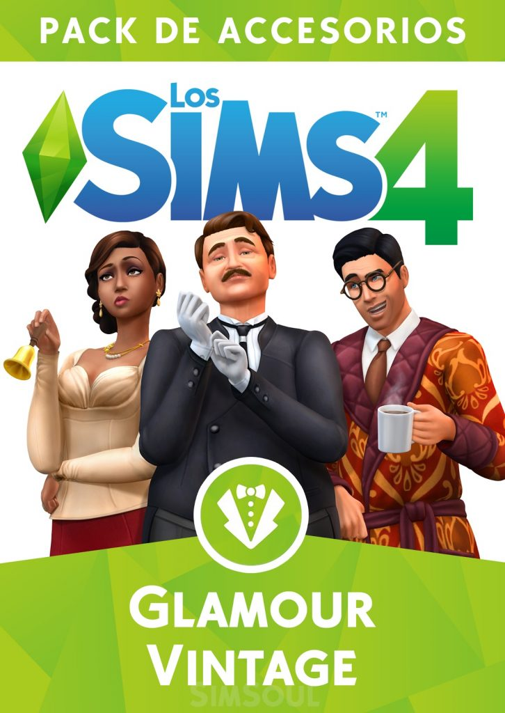 sims 4 glamour vintage