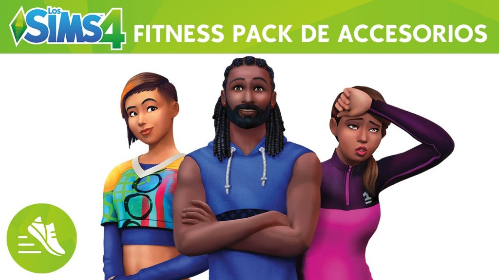 los sims 4 fitness