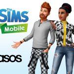 Sims mobile Asos